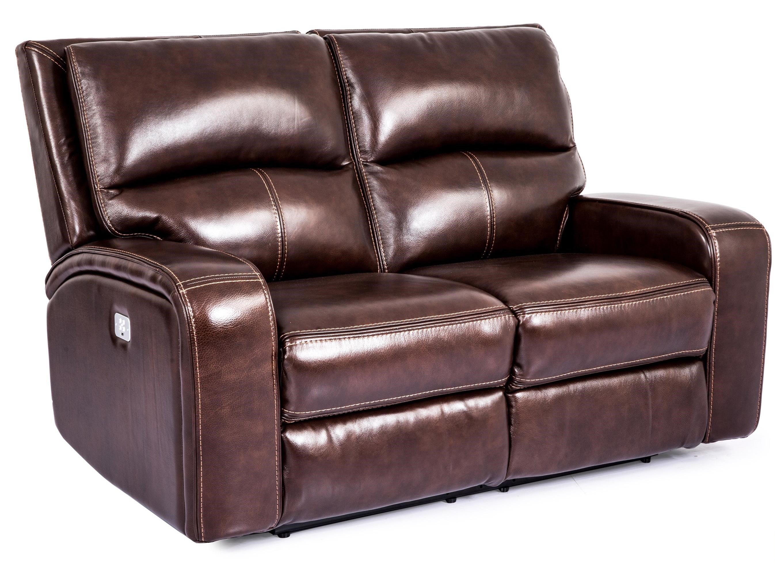 5168HM Power Reclining Loveseat by Cheers at Lagniappe Home Store