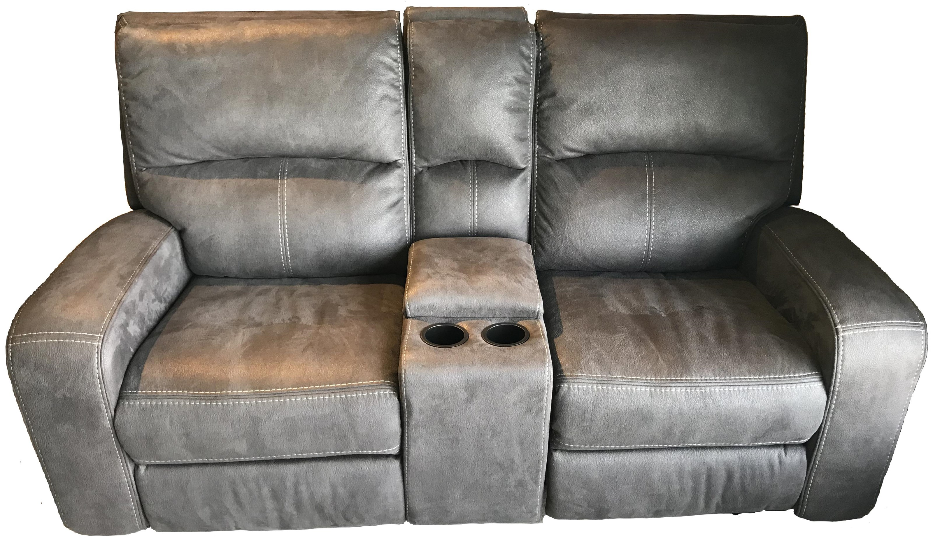 5168M Motion High Back Glider Console Love Seat w/ USB by Cheers Sofa at Westrich Furniture & Appliances