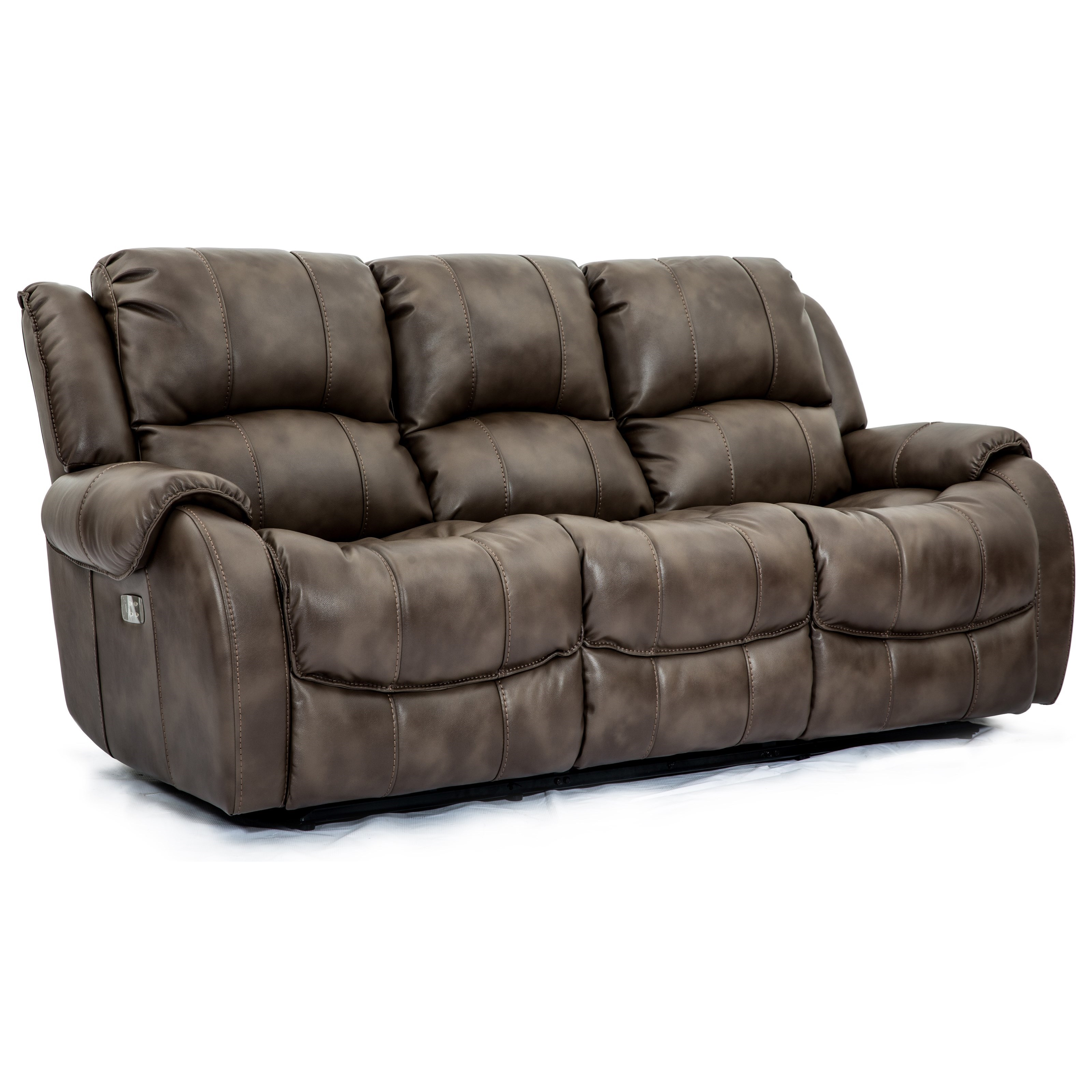 5171 Power Sofa with Power Headrest by Cheers Sofa at Lagniappe Home Store