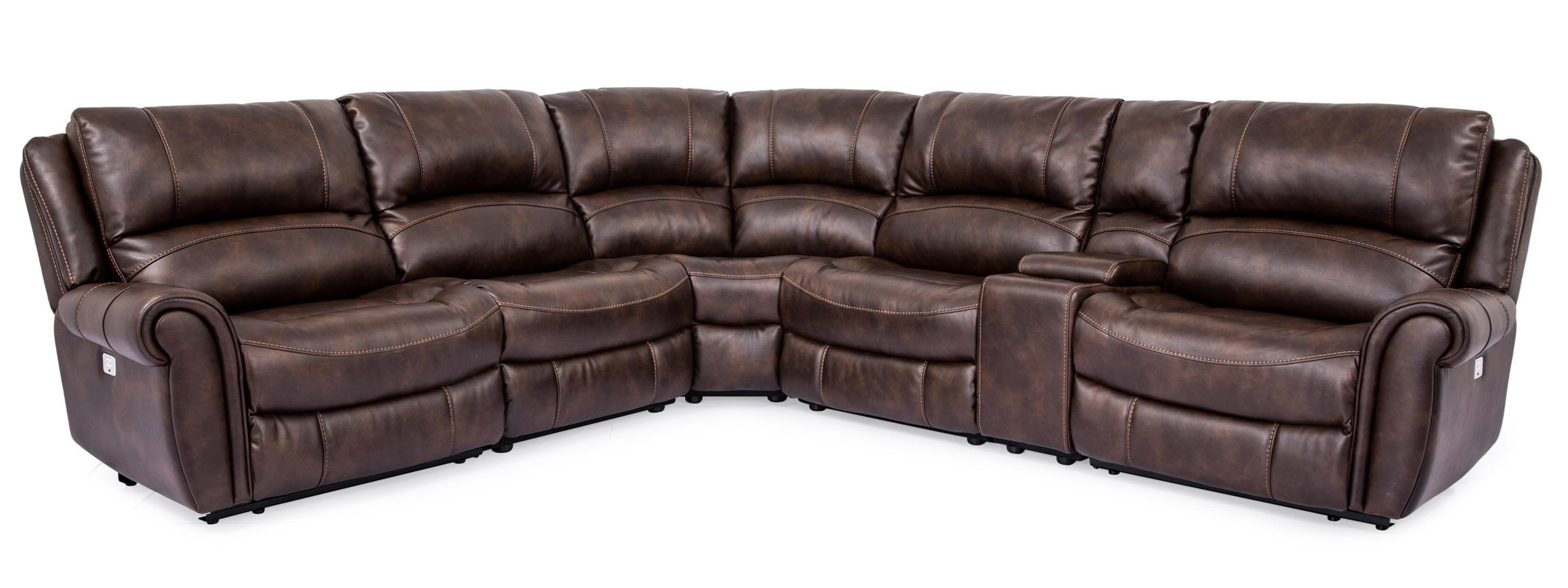 5175M Power Reclining Sectional by Cheers at Lagniappe Home Store