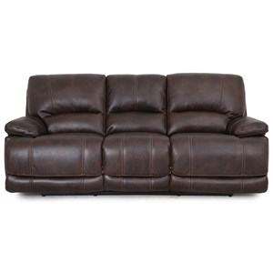 Dual Power Motion Sofa with Power Headrests