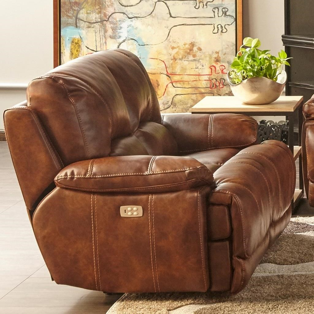5185M Power Motion Loveseat by Cheers at Lagniappe Home Store