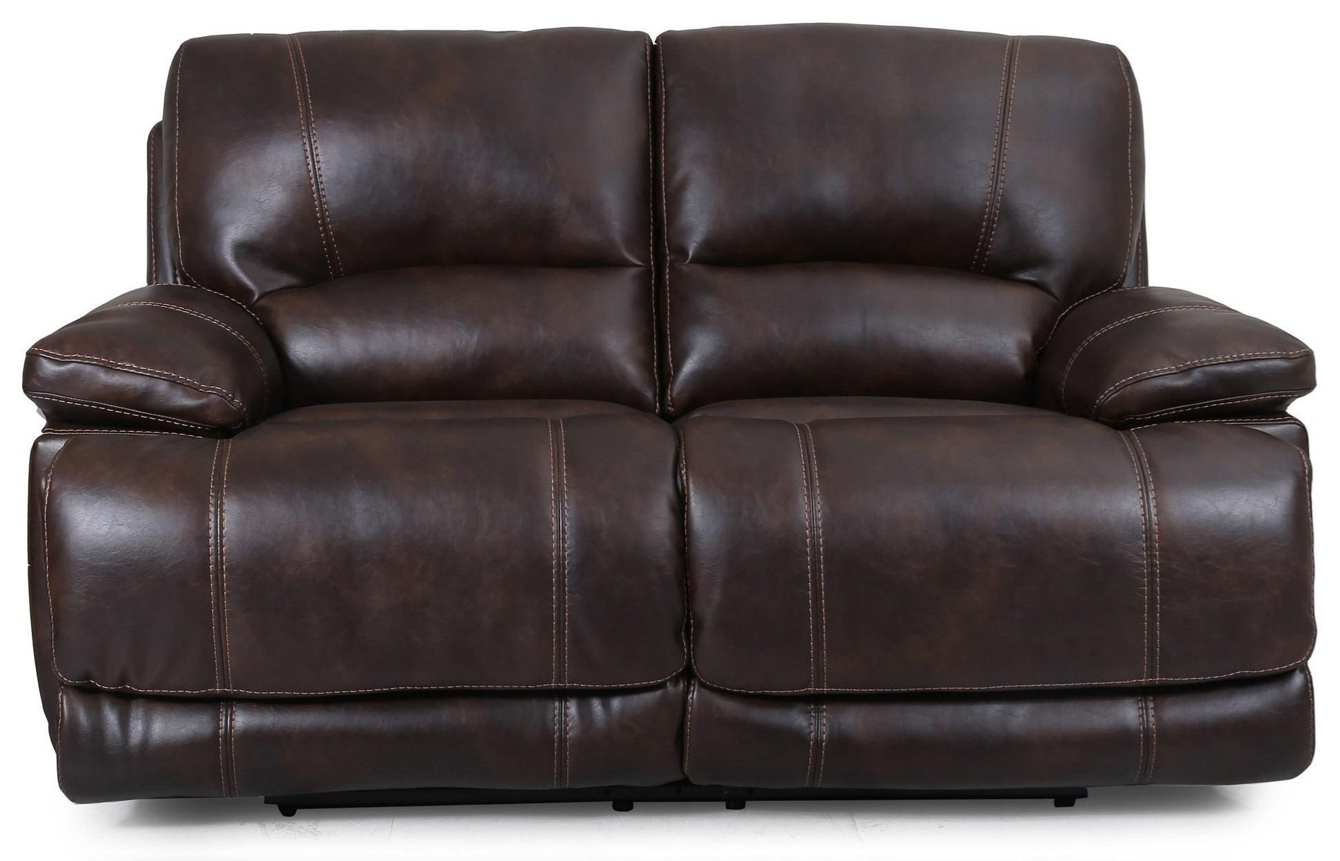 8861M MANUAL - MOTION Reclining Love Seat by Cheers Sofa at Westrich Furniture & Appliances