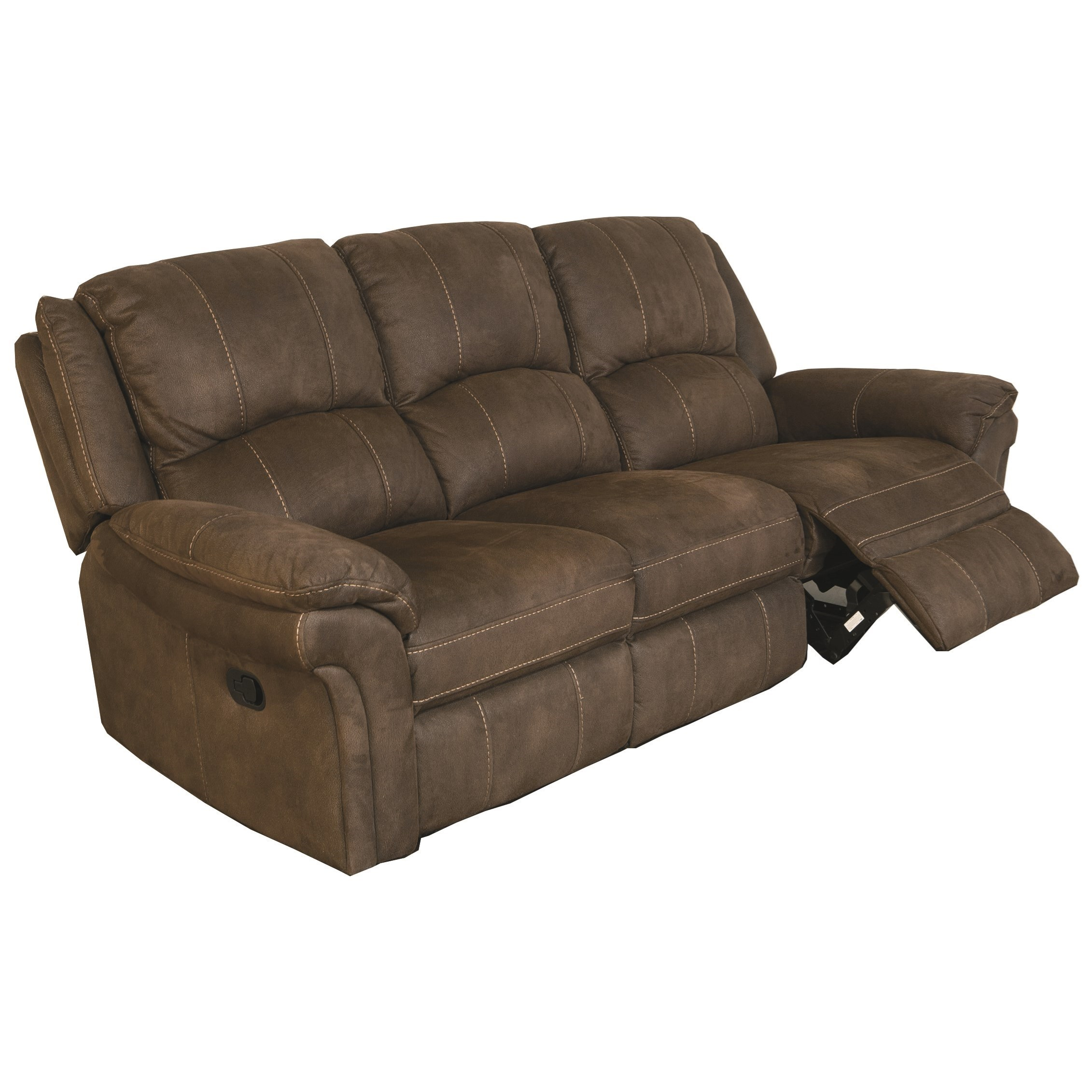Boman Dual Reclining Sofa by Cheers Sofa at Lagniappe Home Store