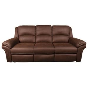 Power Sofa with Power Headrest