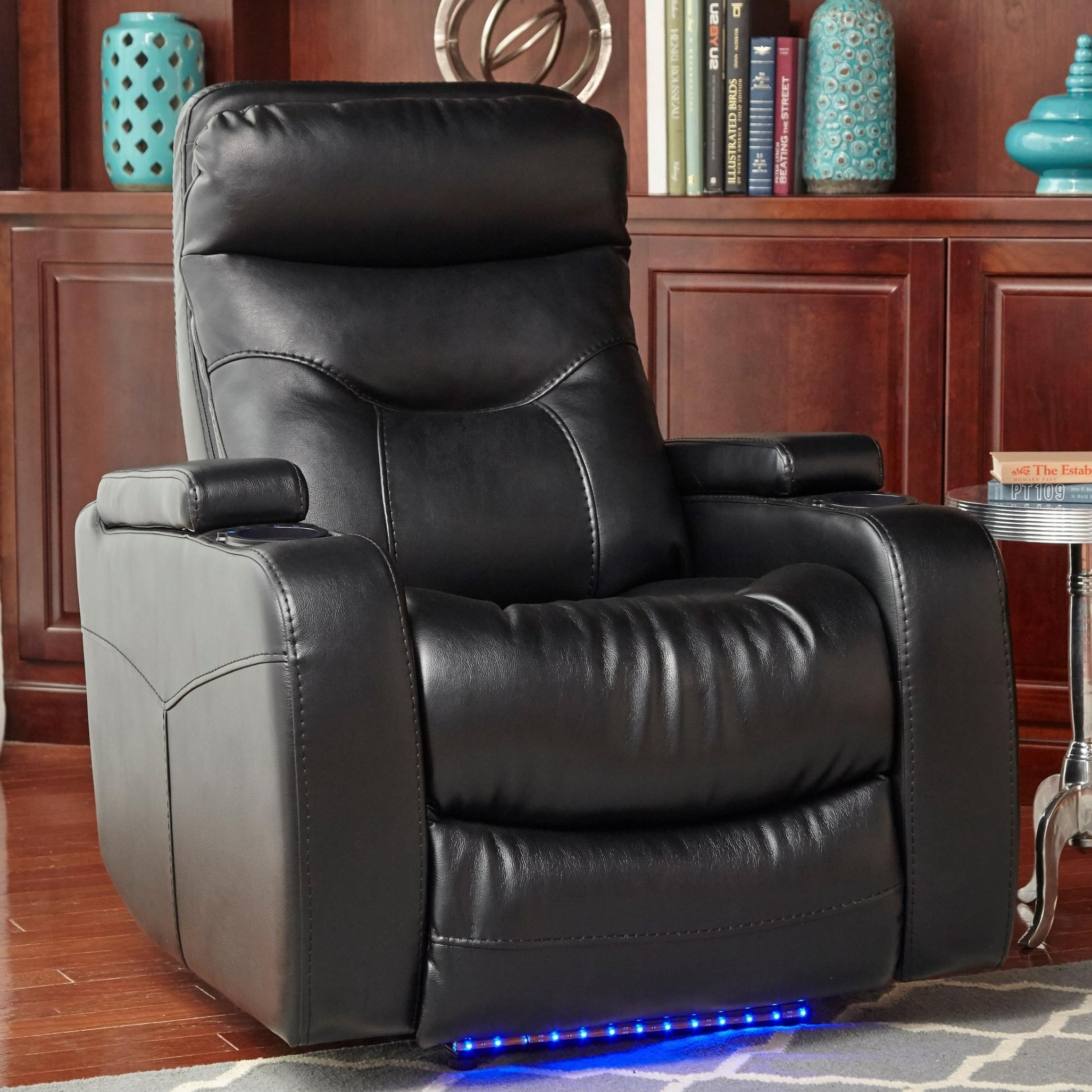 KX929M Cheers Power Recliner with Light by Alex Express at Northeast Factory Direct
