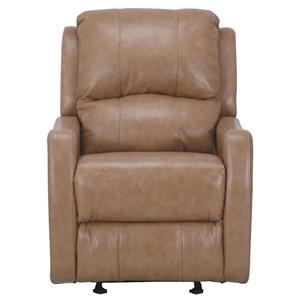 Cheers Sofa Recliners Contemporary Recliner With Pillows Curved Front Bigfurniturewebsite