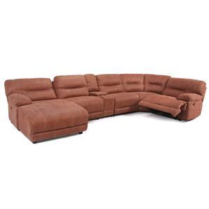 Cheers U8557M Sectional Sofa Group