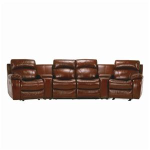 Cheers Sofa Uxw8812m Casual Leather Reclining Console Loveseat Bigfurniturewebsite Reclining