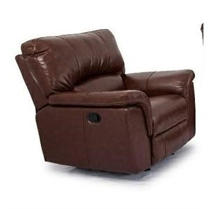 Leather Glider Recliner