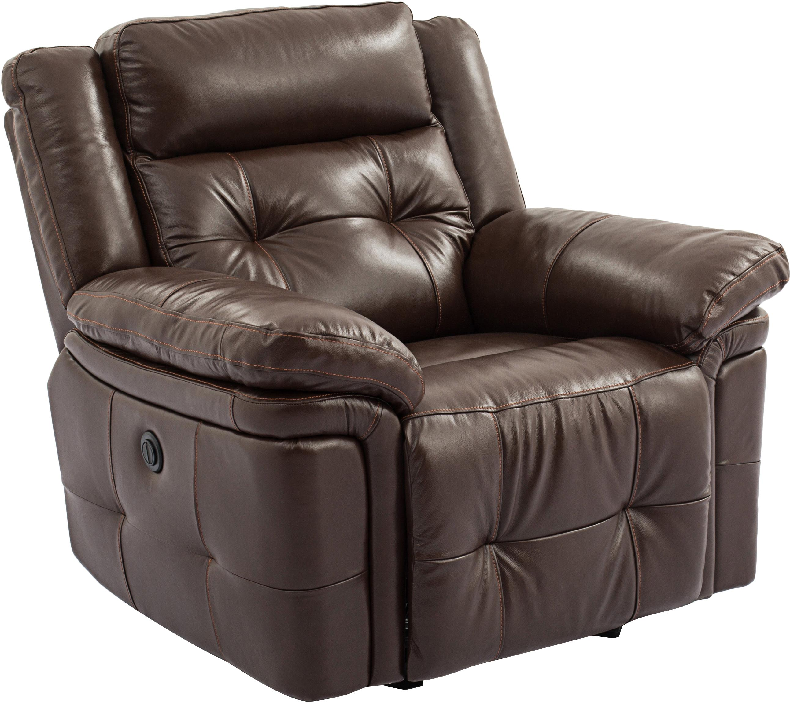 UXW9857 Glider Recliner by Cheers Sofa at Lagniappe Home Store