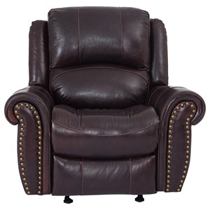 Power Recliner With Power Headrests From The Jeff Foxworthy Collection