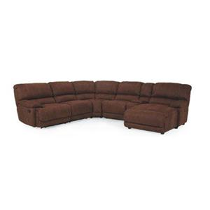 Cheers Sofa X8698m Casual Reclining Sectional Sofa With Power Recliner And Chair