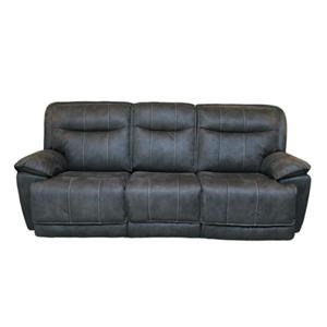 Power Recline Sofa with Chaise Seat