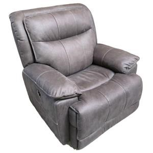 Power Recline with Chaise Seat