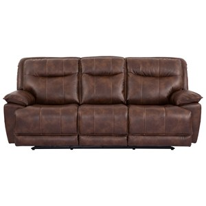 """90"""" Power Reclining Sofa From The Jeff Foxworthy Collection"""
