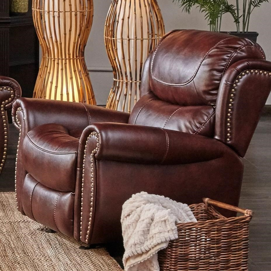 XW1012M QS Glider Recliner by Cheers at Lagniappe Home Store