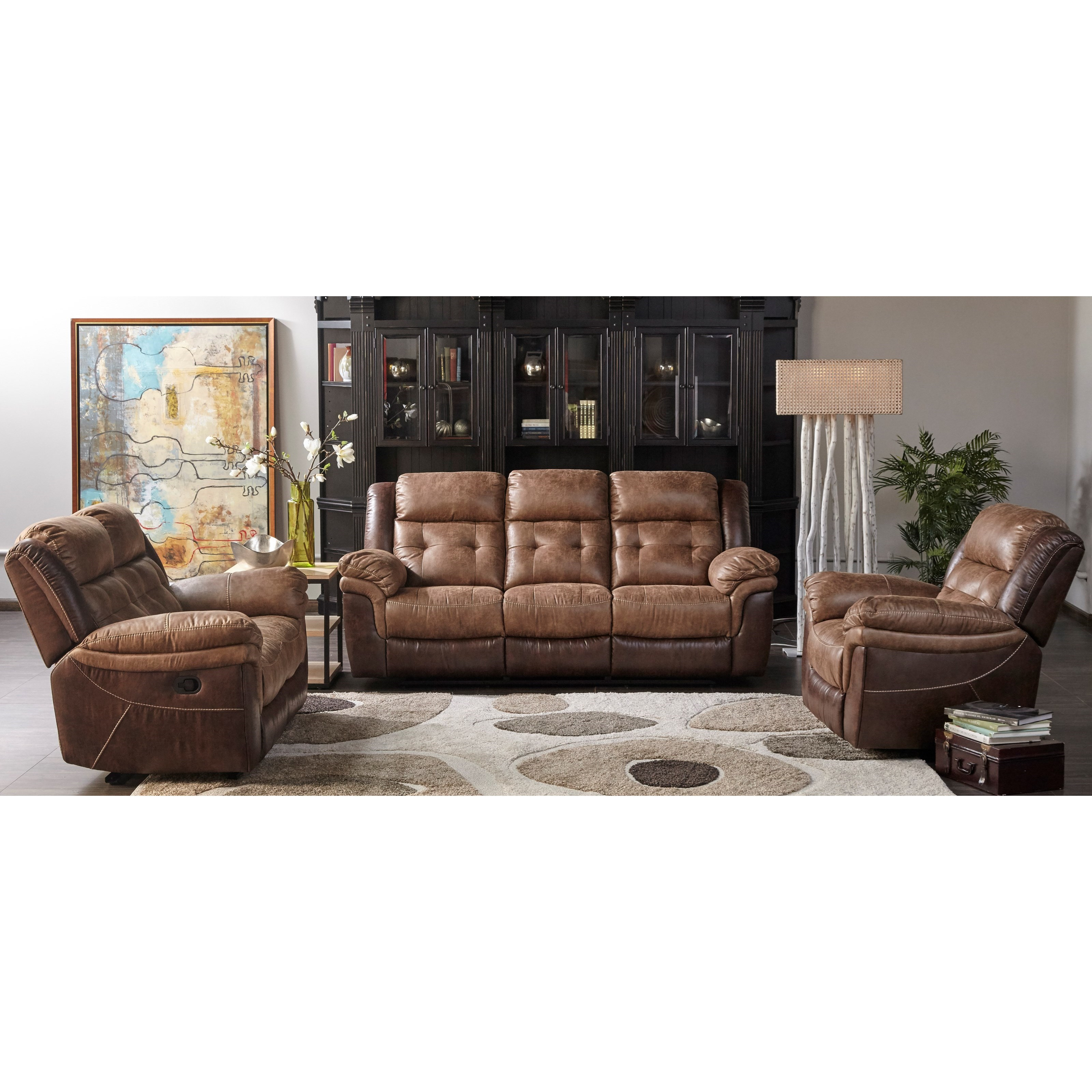 XW5156M Living Room Group by VFM Signature at Virginia Furniture Market