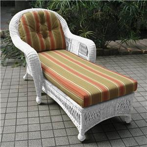 Northcape international st lucia woven premium deep seat for Bella flora double chaise lounge