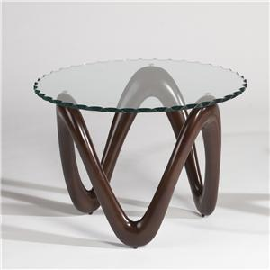 Chintaly Imports 1147 End Table