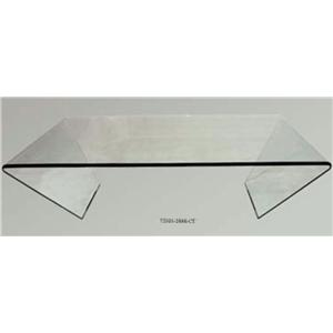 Coffee Table w/ Glass Top
