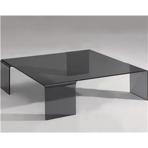 Square Bent Cocktail Table