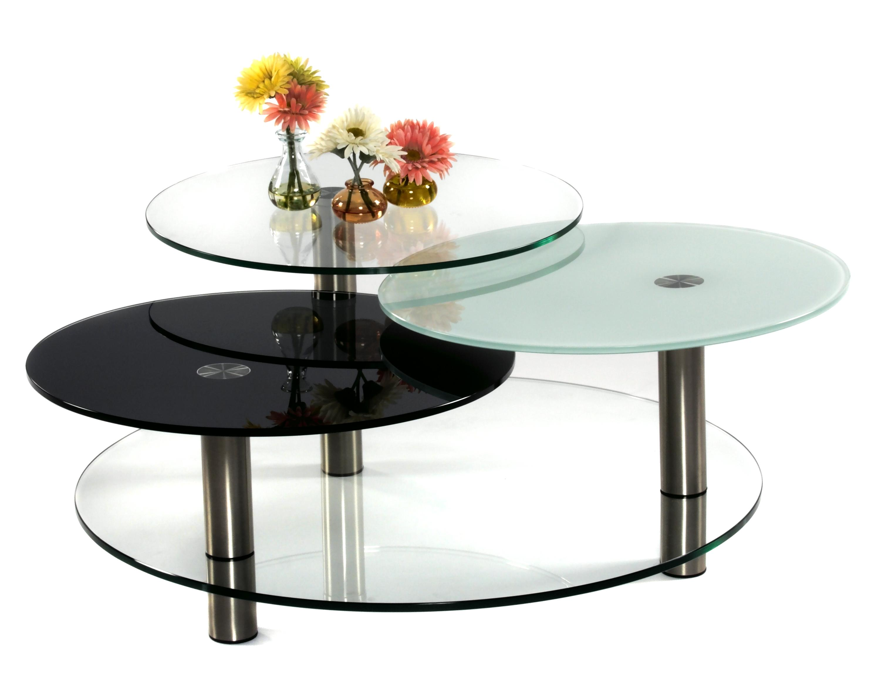 7206 Glass Cocktail Table by Chintaly Imports at Nassau Furniture and Mattress