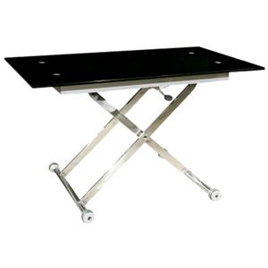 Adjustable Height Cocktail Table