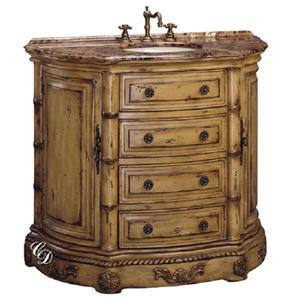 Classic Design Sink Vanities Single Sink Vanity