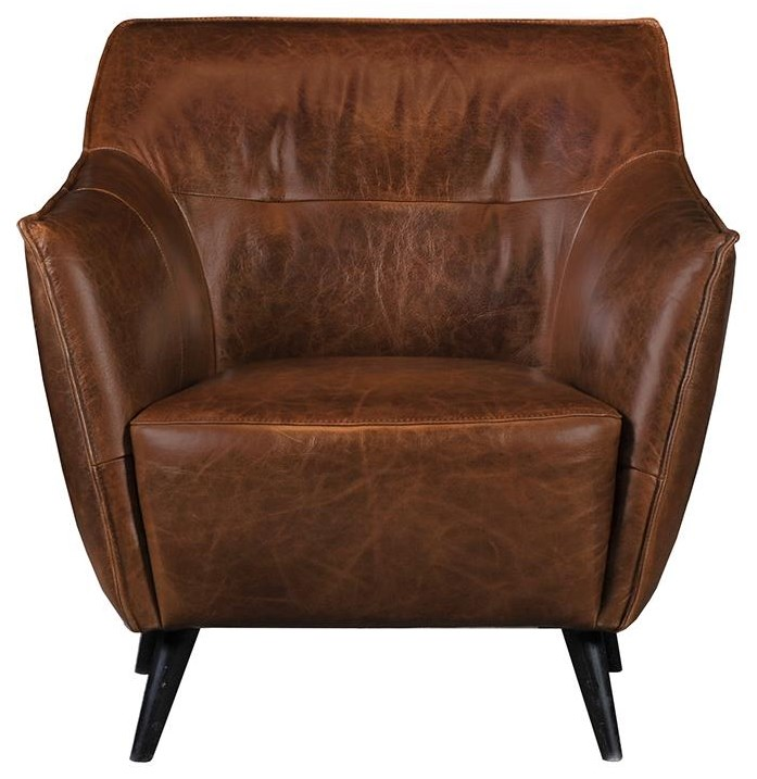 Leather Chair at Williams & Kay