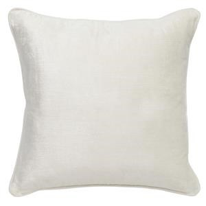 Ivory Accent Pillow