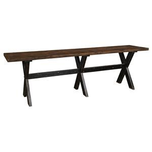 Gathering Table with Reclaimed Pine Wood