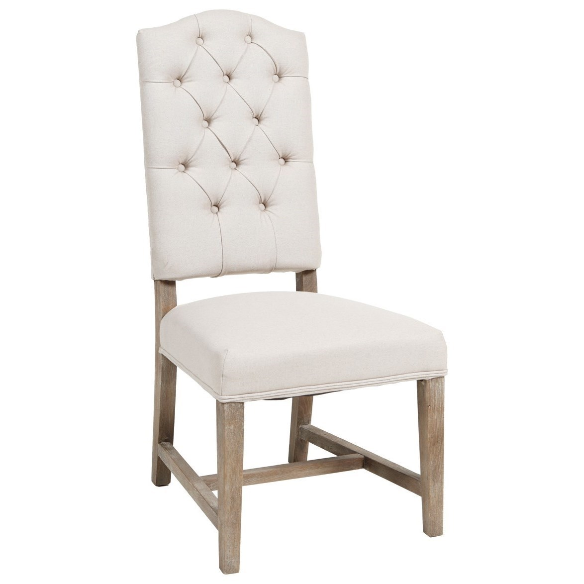 Ava Side Chair at Williams & Kay