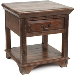 Classic Home Cambria End Table