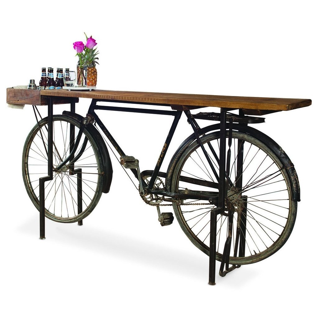 Some-of-a-Kinds Cycle Counter by Classic Home at Baer's Furniture