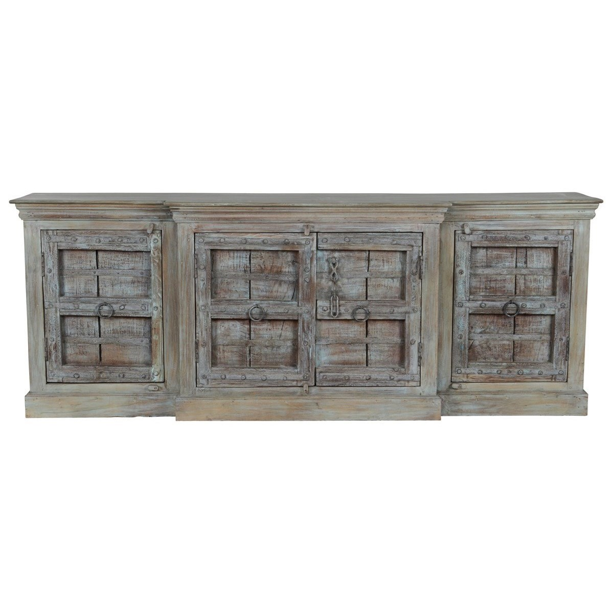 Some-of-a-Kinds 2 Double Door Cabinet by Classic Home at Baer's Furniture