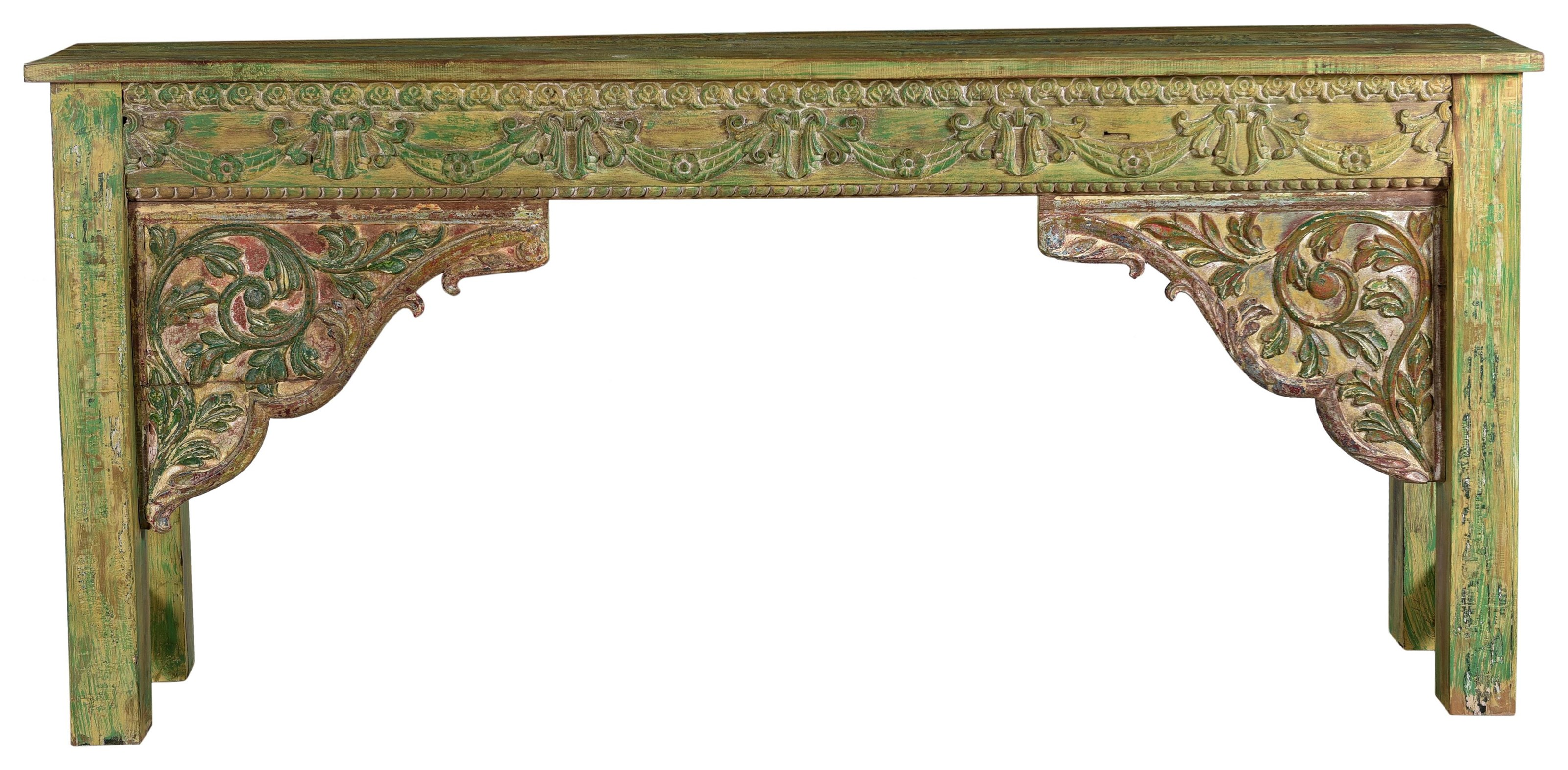 Some-of-a-Kinds Console Table by Classic Home at Baer's Furniture