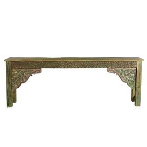One-of-a-Kind Console Table from India