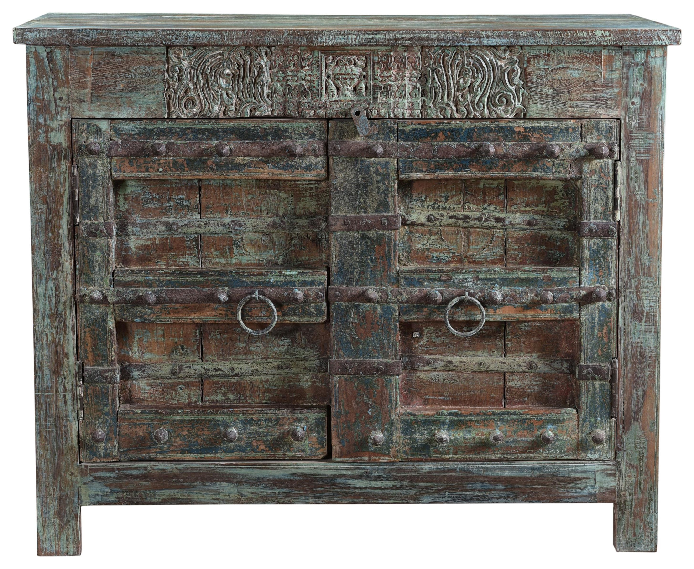 Some-of-a-Kinds 2 Door Cabinet by Classic Home at Baer's Furniture