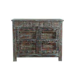 One of a Kind 2 Door Cabinet