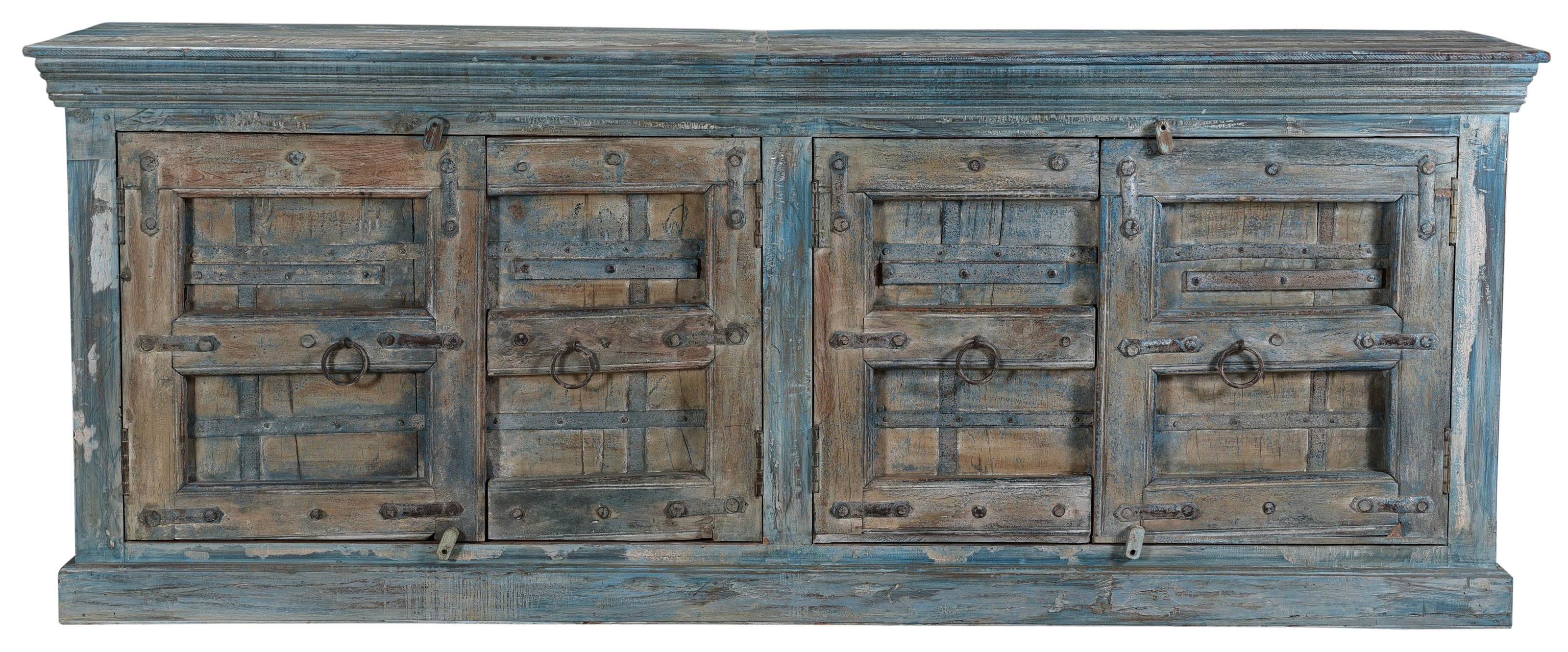 Some-of-a-Kinds 4 Door Sideboard by Classic Home at Baer's Furniture