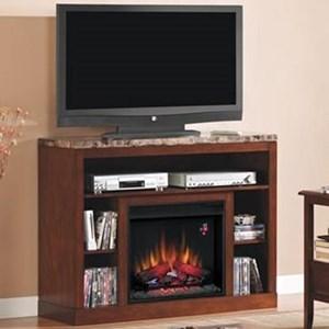 "47.5"" Media Mantel Fireplace"