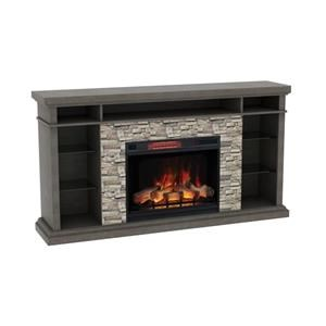 Elli Fire place with Sound Bar
