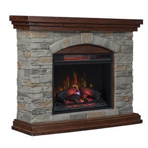 Stonewood Fireplace