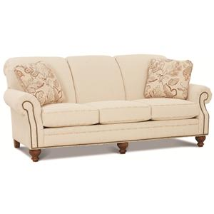 "Clayton Marcus Weston 3184 82"" Stationary Sofa"