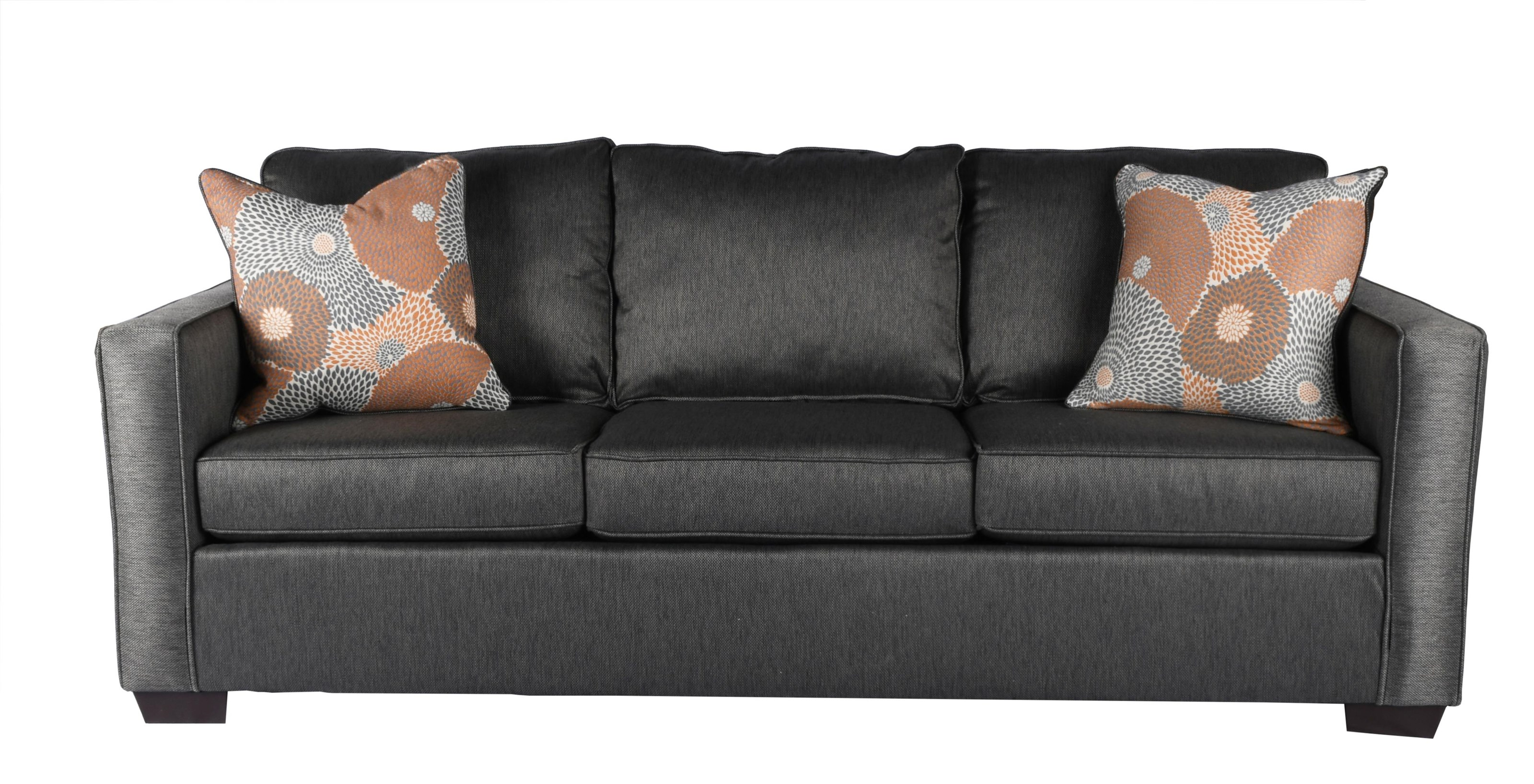 3940 Sofa by Magnolia Home at Bennett's Furniture and Mattresses