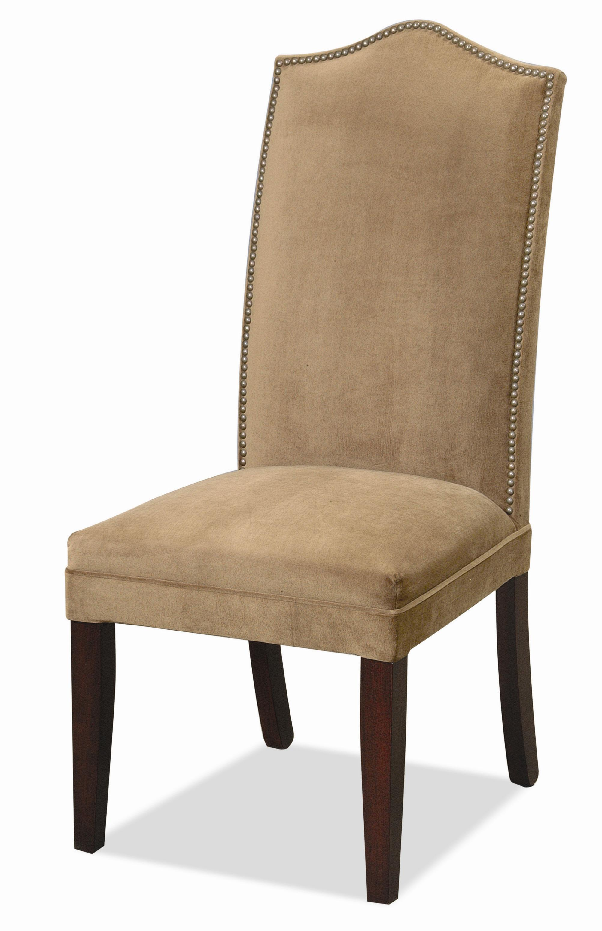 Parson Chairs Dining Side Chair by CMI at Darvin Furniture