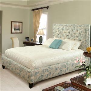 CMI Upholstered Beds King Upholstered Bed