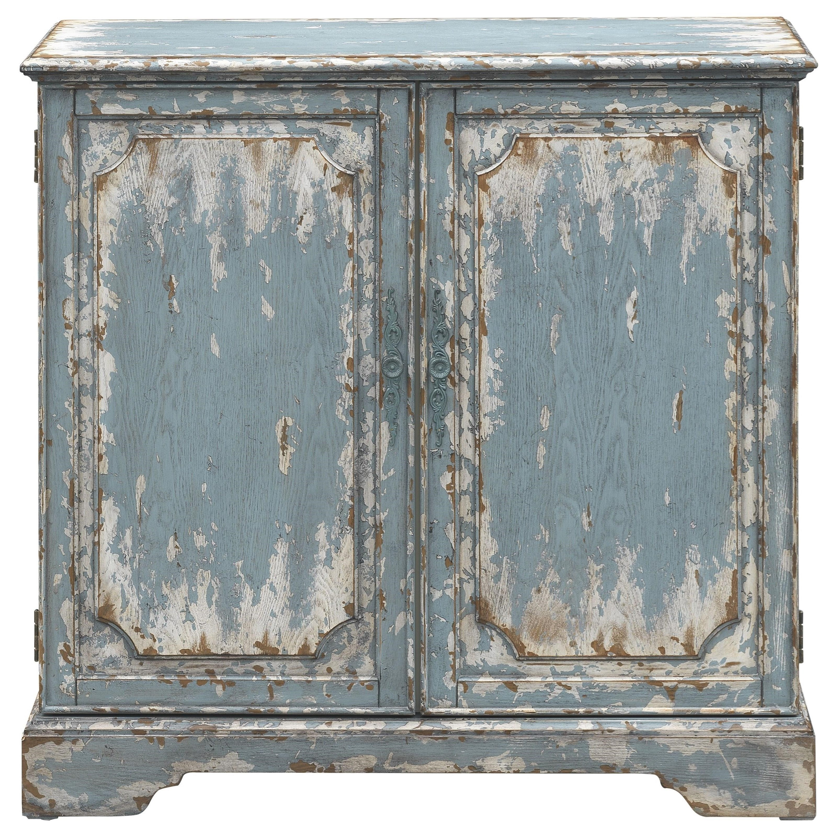 4020 2-Door Cabinet by Coast to Coast Imports at Value City Furniture