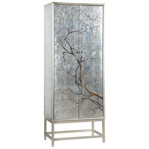 2-Door Wine Cabinet